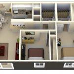 two bedroom hostel or rental in Juja or Kahawa